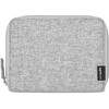 Pacsafe RFIDsafe LX150 Passport Wallet Tweed Grey